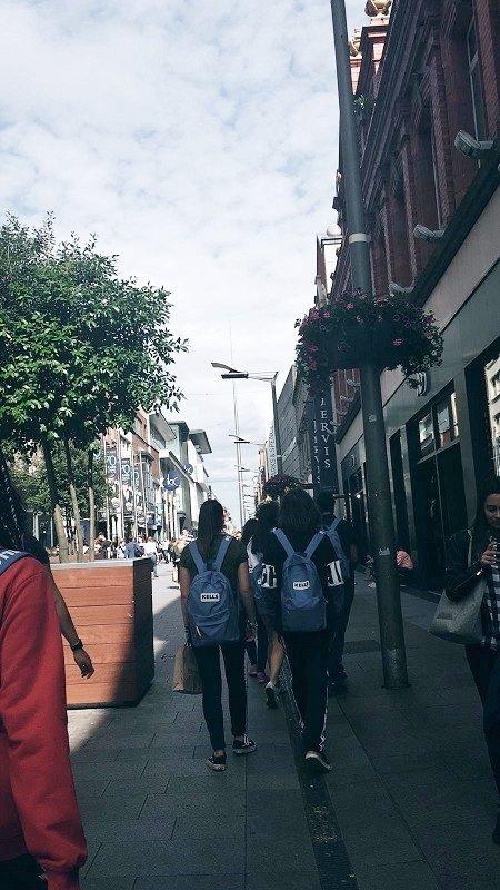 inglés en verano Dublín