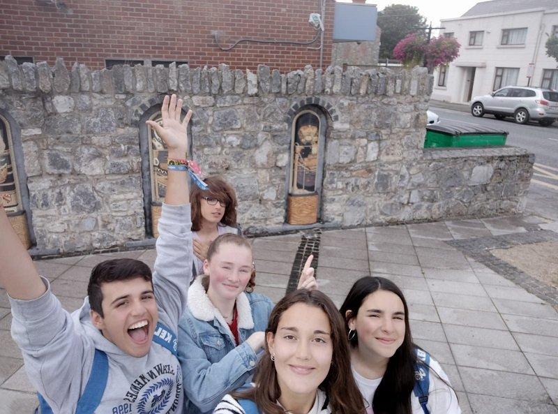 cursos de agosto en Dublín