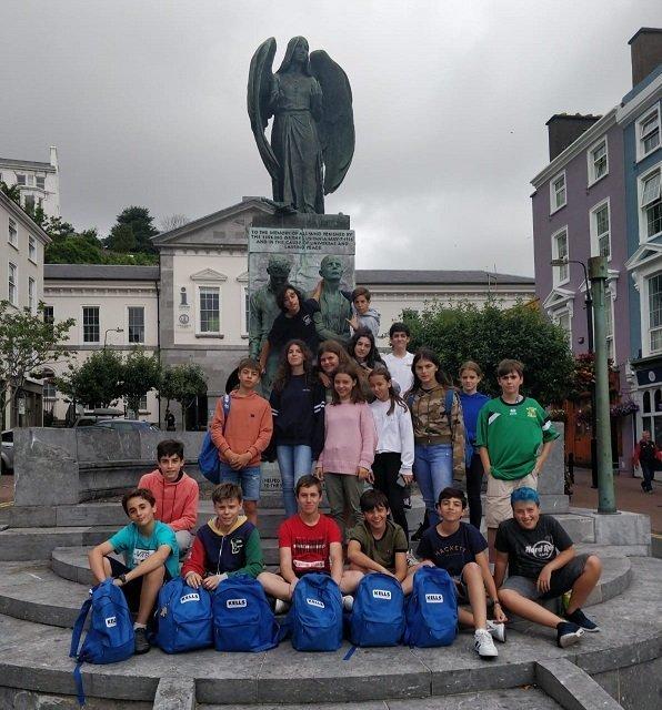 cursos para niños en Irlanda