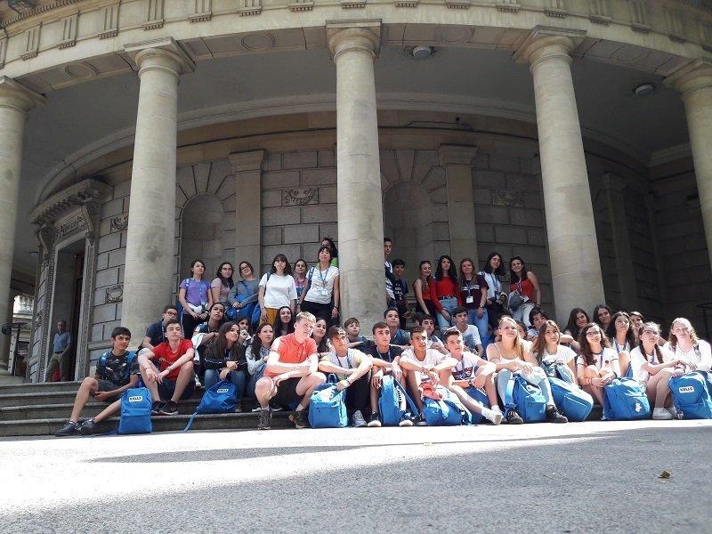 Inglés para niños en Dublín