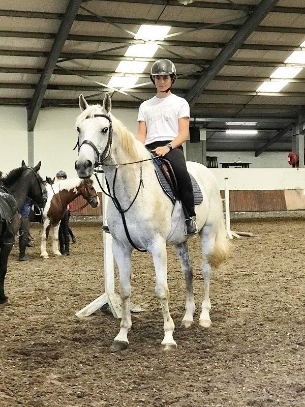 equitación en Irlanda