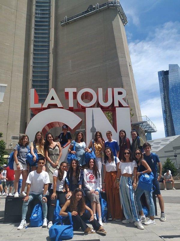 escuela en Toronto