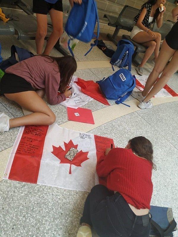inglés de verano en Canadá