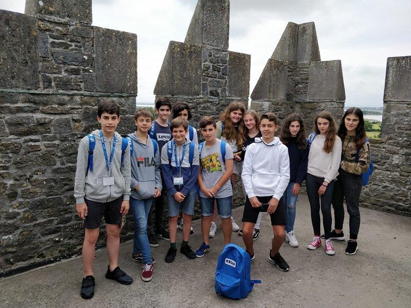 curso en Irlanda jóvenes