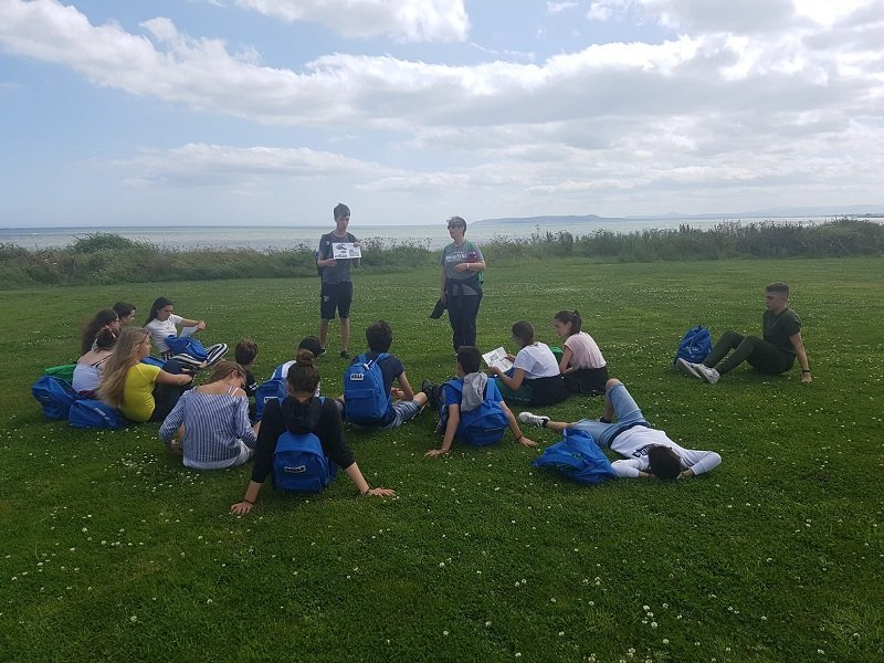 clases en Irlanda verano