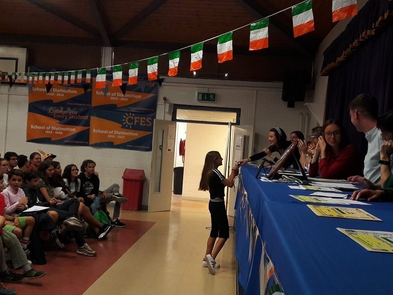 clases de verano en Dublín