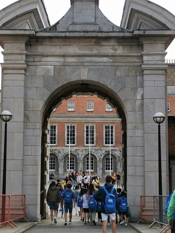 cursos niños en Dublín