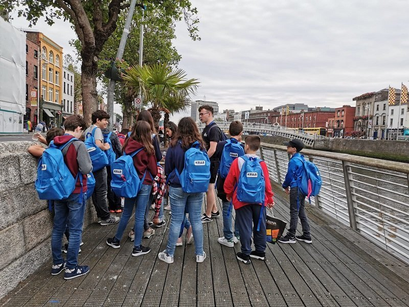cursos Irlanda para niños