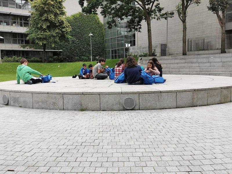 cursos en Irlanda para niños
