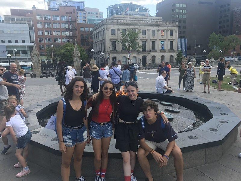 curso de verano en Ottawa
