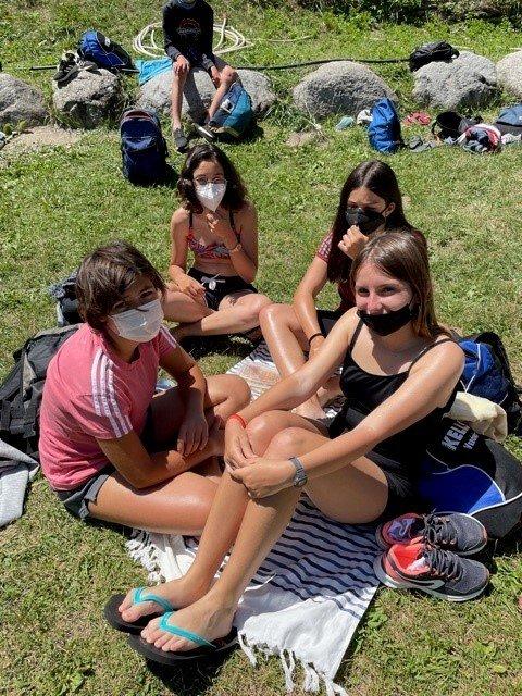 Campamento España Jóvenes