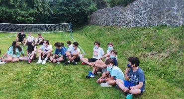 Campamento Inglés Europa