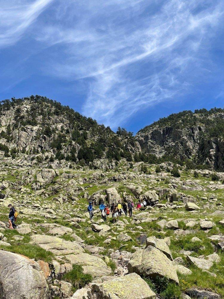 Campamento Pirineos España