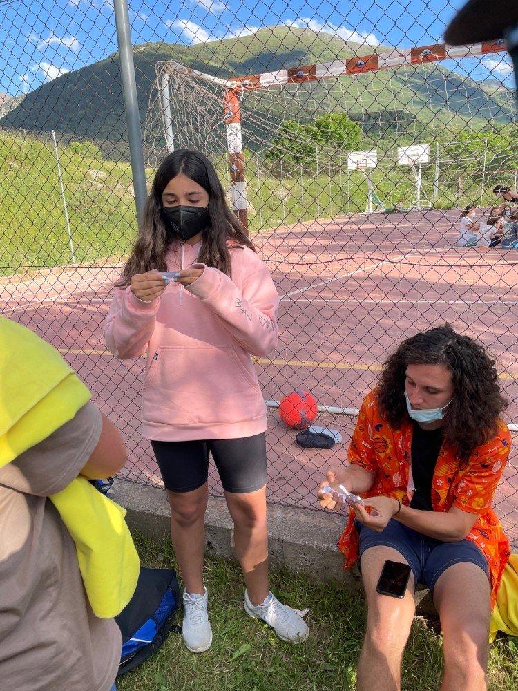 Campamento Pirineos