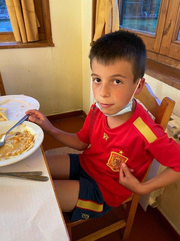 Campamento en España de Inglés