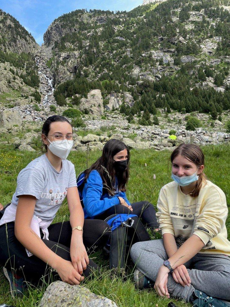 Campamento en España en Inglés