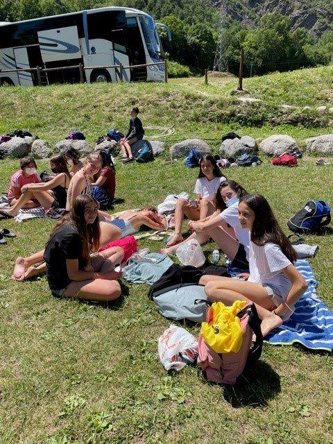 Campamento en Inglés Pirineos