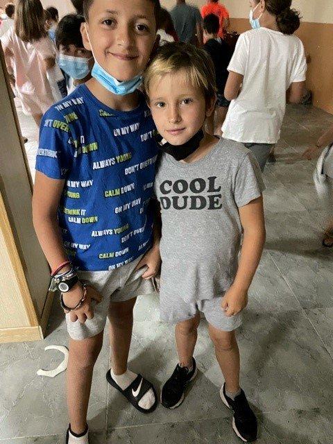 Campamento niños verano