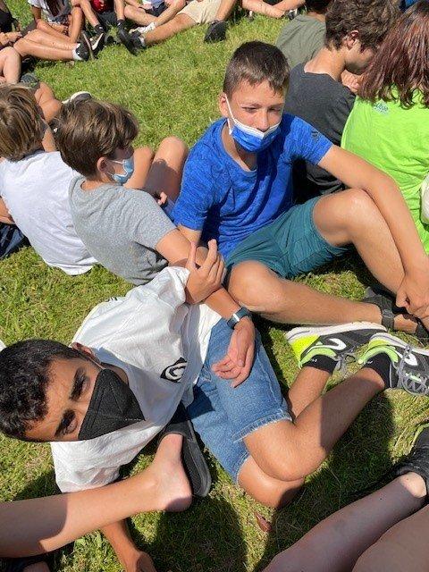 Campamento para jóvenes España