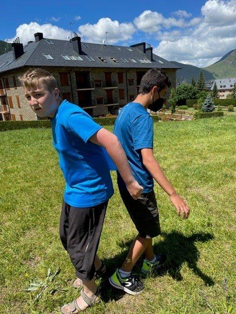 Campamentos Inglés en Pirineos