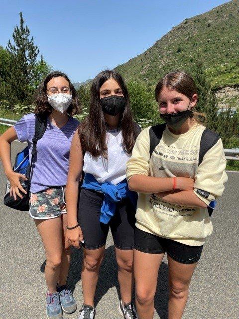 Campamentos en España