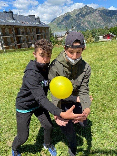 Campamentos jóvenes inglés en España